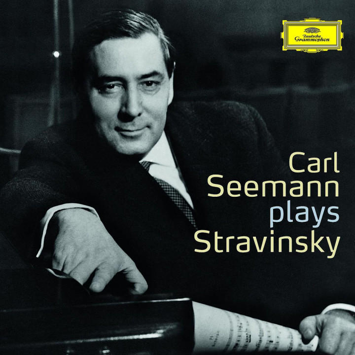 Carl Seemann plays Stravinsky 0028947780502