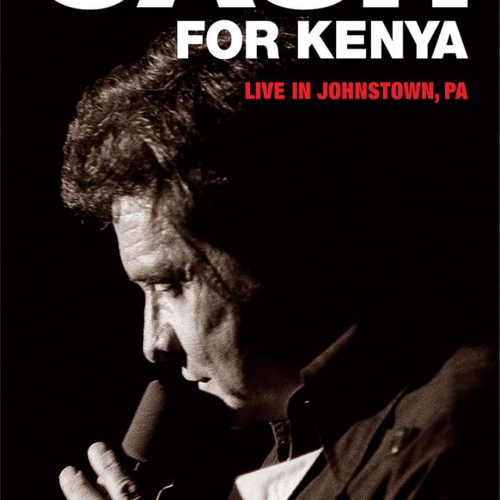 Cash For Kenya: Live in Johnstown, PA 0602517802704