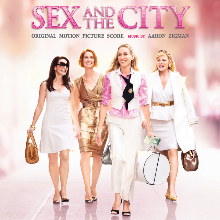 Sex And The City - Original Motion Picture Score 0028947815419