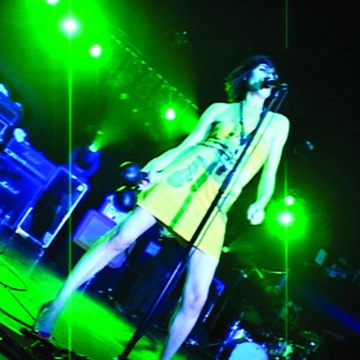 PJ Harvey – On Tour