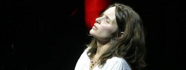 Hélène Grimaud, Hélène Grimaud live in der Yellow Lounge