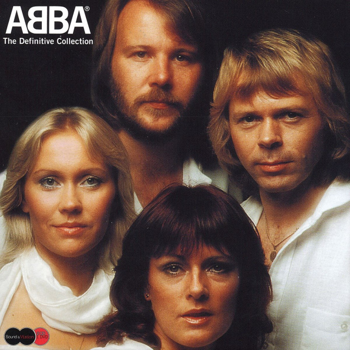 Abba - The Definitive Collection (Deluxe Sound & Vision) - NTSC 0600753011010