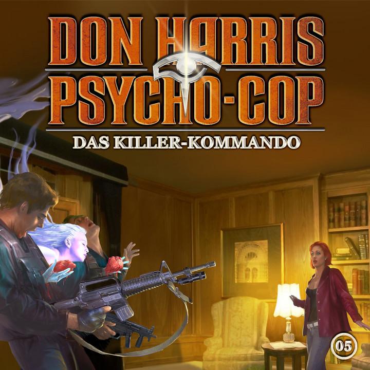 05: Das Killer-Kommando 0602517900868