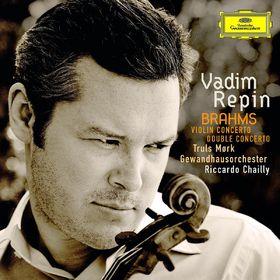 Vadim Repin, Brahms: Violin Concerto; Double Concerto, 00028947774709