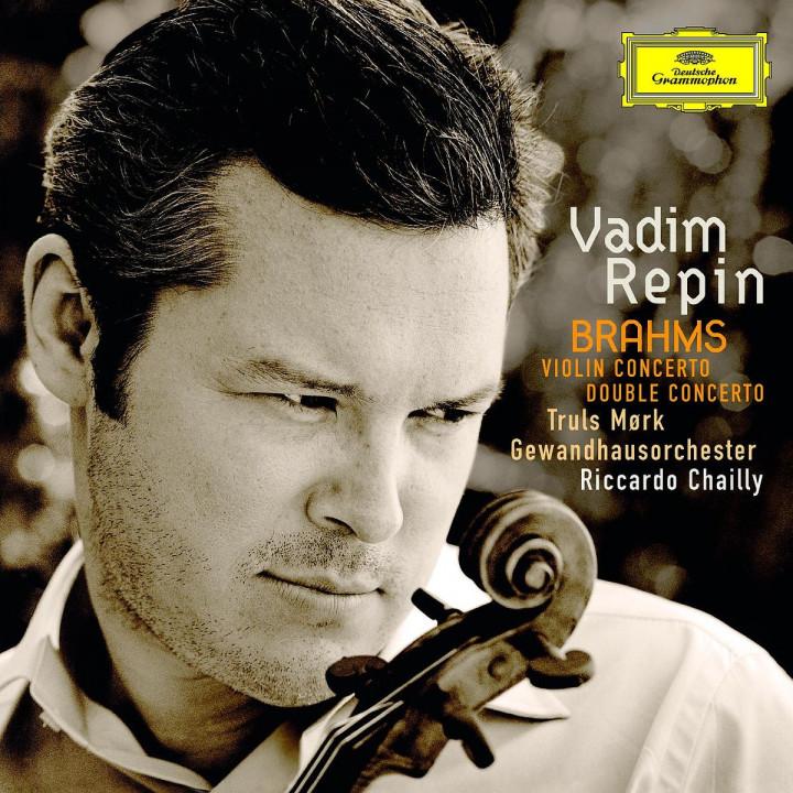 Brahms: Violin Concerto; Double Concerto 0028947774709