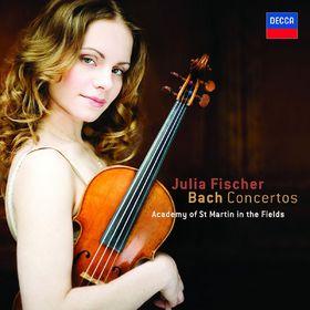 Julia Fischer, Bach, J.S.: Violin Concertos, 00028947806509
