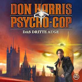 Don Harris - Psycho Cop, 01: Das dritte Auge, 00602517900820