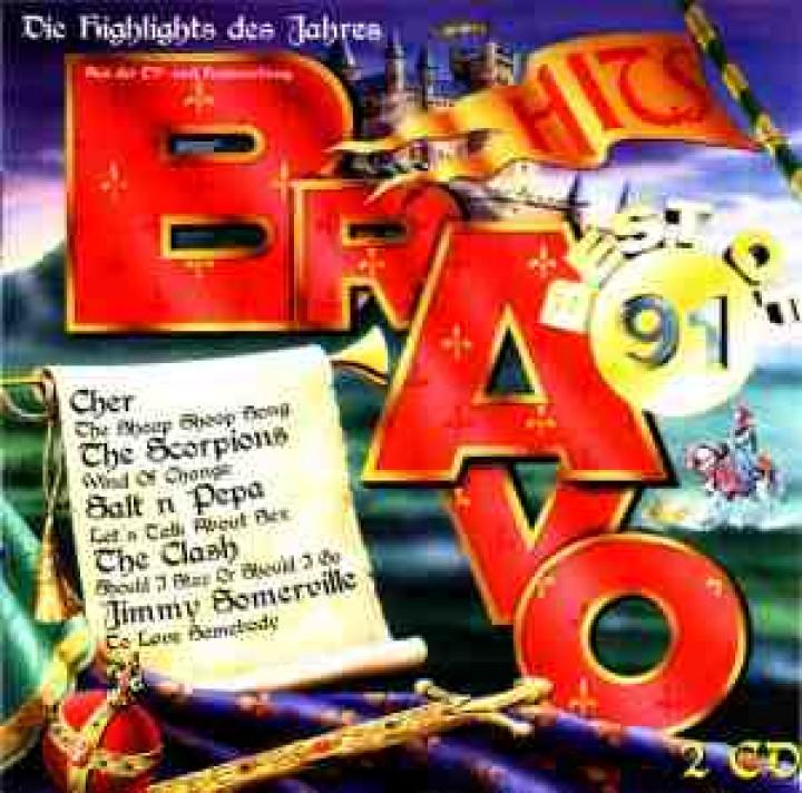 BRAVO The Hits 1991