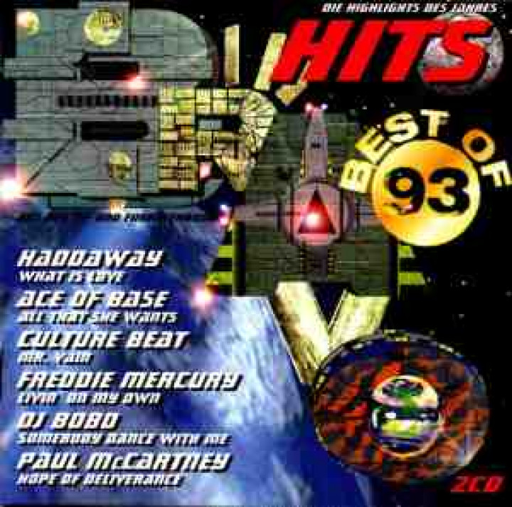 BRAVO The Hits 1993