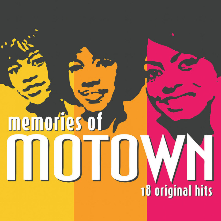 Memories Of Motown 0600753156438