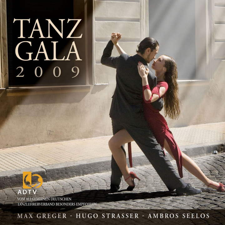 Max Greger Tanz Gala 2009 Cover