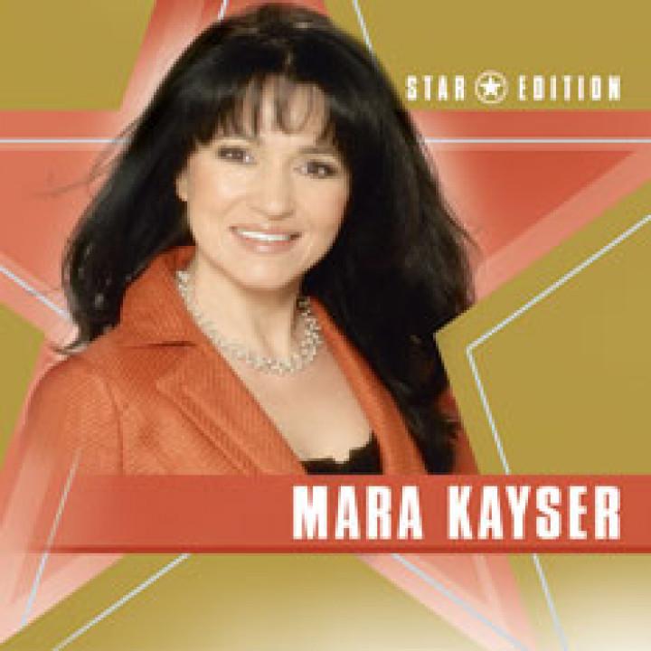 Mara Kayser Staredition Cover