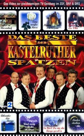 Kastelruther Spatzen, Das Beste der Kastelruther Spatzen - Folge 2, 00602517744530
