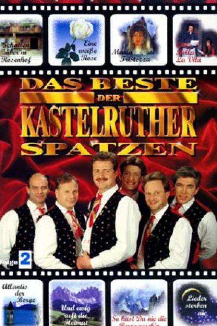 Das Beste der Kastelruther Spatzen - Folge 2 DVD Cover