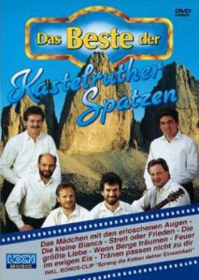 Kastelruther Spatzen, Das Beste der Kastelruther Spatzen, 00602517744523