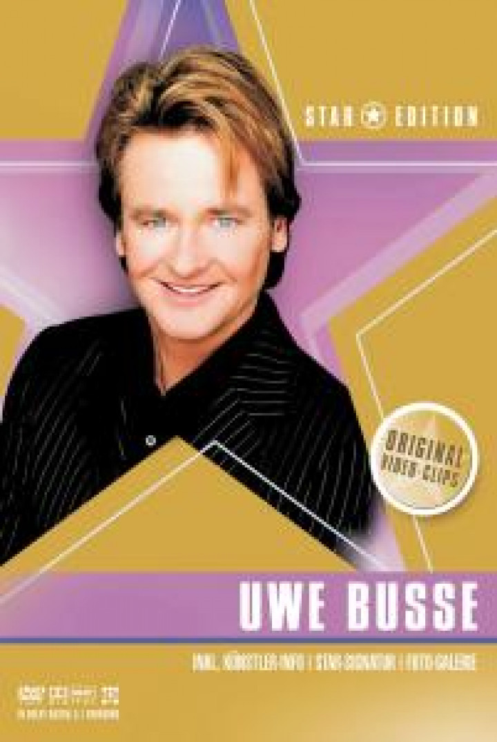 Uwe Busse Staredition DVD Cover