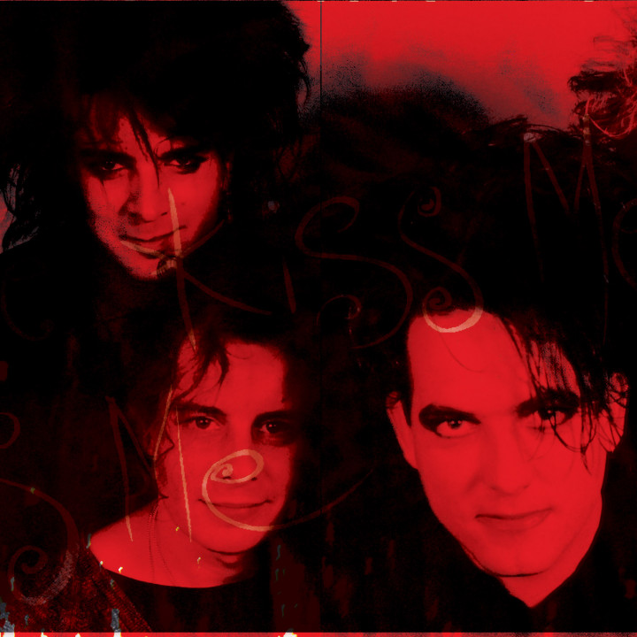 The Cure — Fotos Deluxe