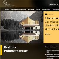 Die Berliner Philharmoniker, Die virtuellen Philharmoniker