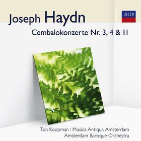 Joseph Haydn, Haydn: Cembalokonzerte, 00028948001811