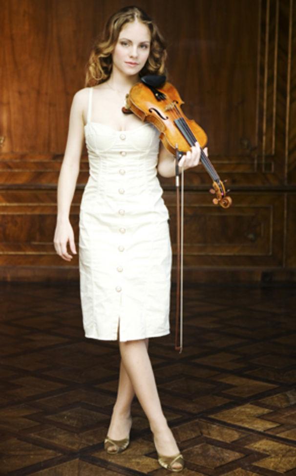 Julia Fischer, Bach im Herzen