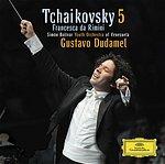 Gustavo Dudamel, Tchaikovsky: Symphony No.5; Francesca da Rimini, 00028947780229