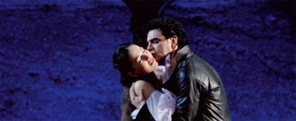 Rolando Villazón, Ein Roméo und seine Julia wie aus dem Bilderbuch