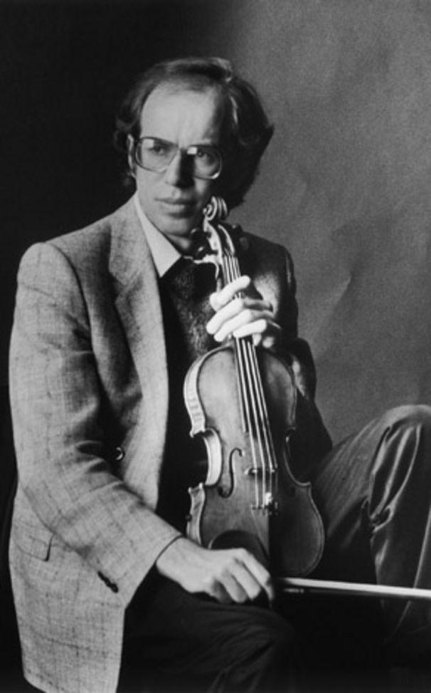 Gidon Kremer, Geige total