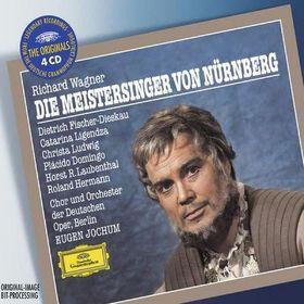 Christa Ludwig, Wagner: Die Meistersinger von Nürnberg, 00028947775591