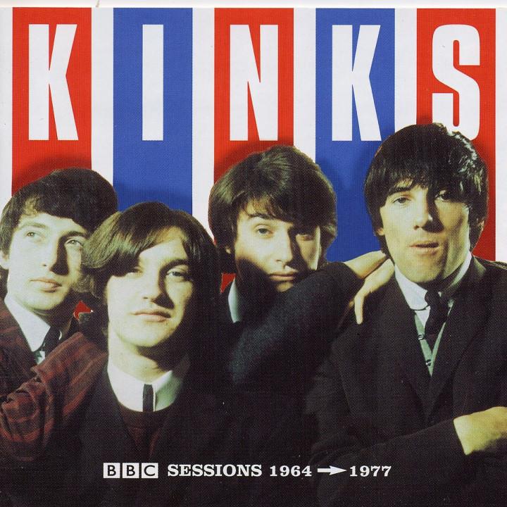 BBC Sessions: 1964-1977 5050159001026