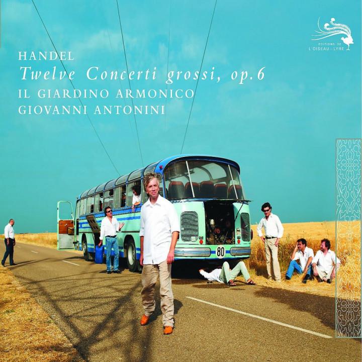 Handel: 12 Concerti Grossi Op.6 0028947803195