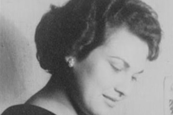 Marilyn Horne catcher