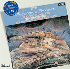 The Originals, Haydn: Die Schöpfung, 00028947813774