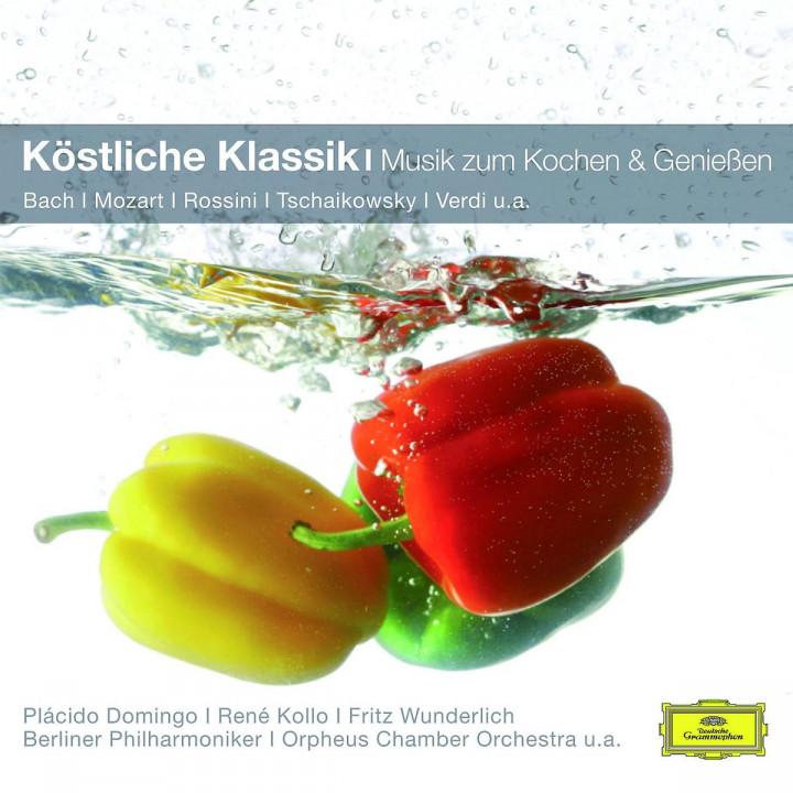 Köstliche Klassik - Musik zum Kochen & Genießen