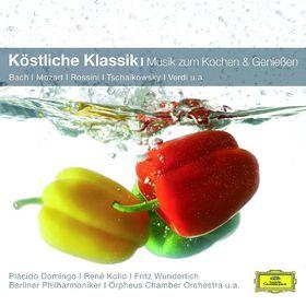 Classical Choice, Köstliche Klassik - Musik zum Kochen & Genießen, 00028948018321