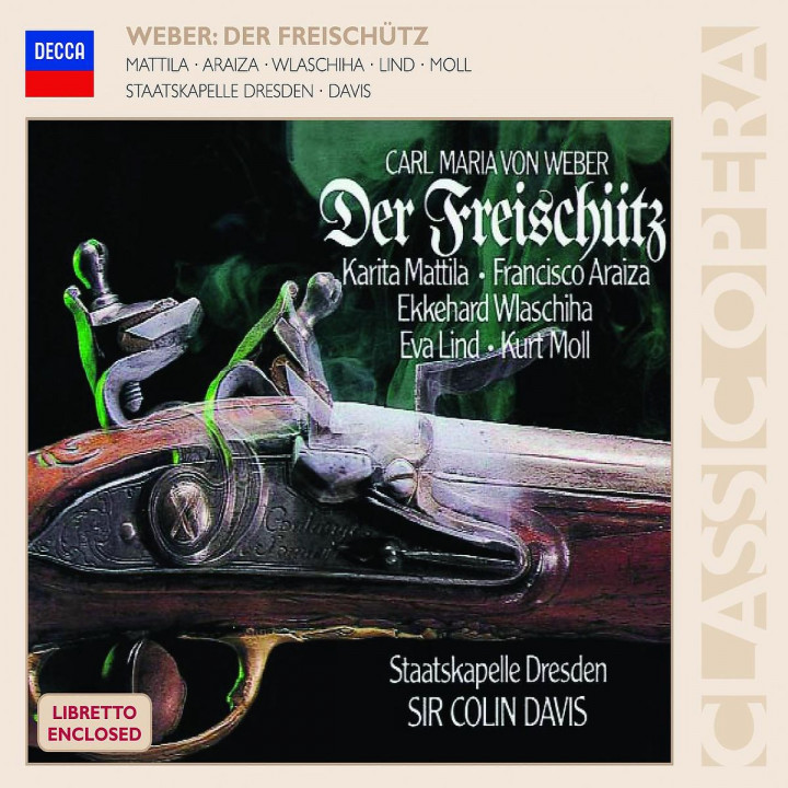 Weber: Der Freischütz 0028947801528