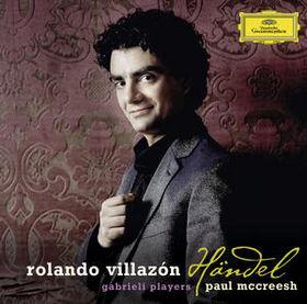 Rolando Villazón, Händel: Arias, 00028947781790