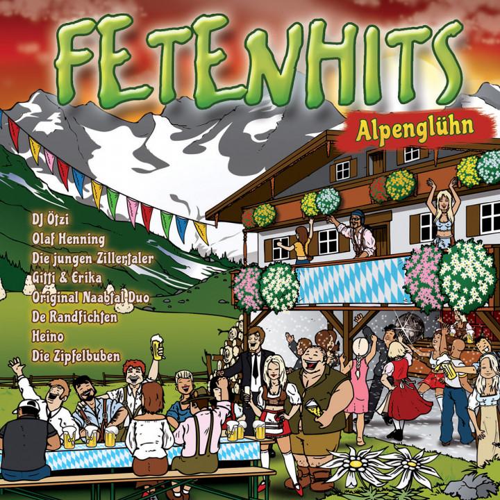 Fetenhits Alpenglühn 0600753153536