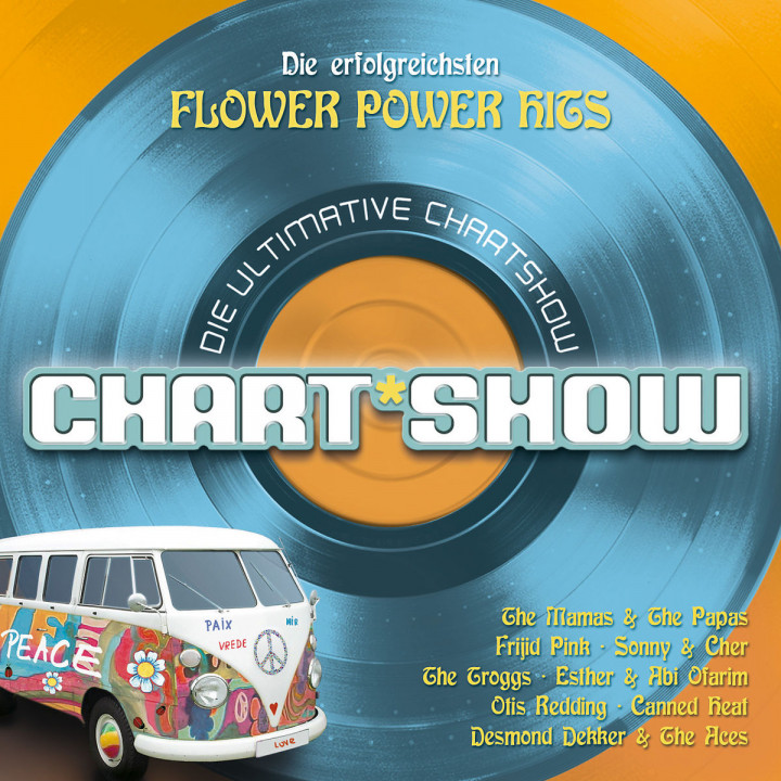 Die Ultimative Chartshow - Flower Power 0600753159750