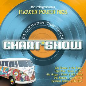 Die Ultimative Chartshow, Die Ultimative Chartshow - Flower Power, 00600753159750