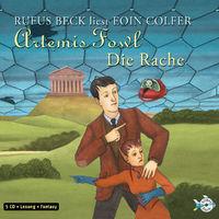 Eoin Colfer, Artemis Fowl - Die Rache, 09783867428118