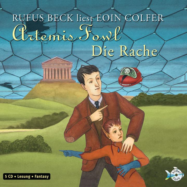 Eoin Colfer: Artemis Fowl - Die Rache 9783867428118