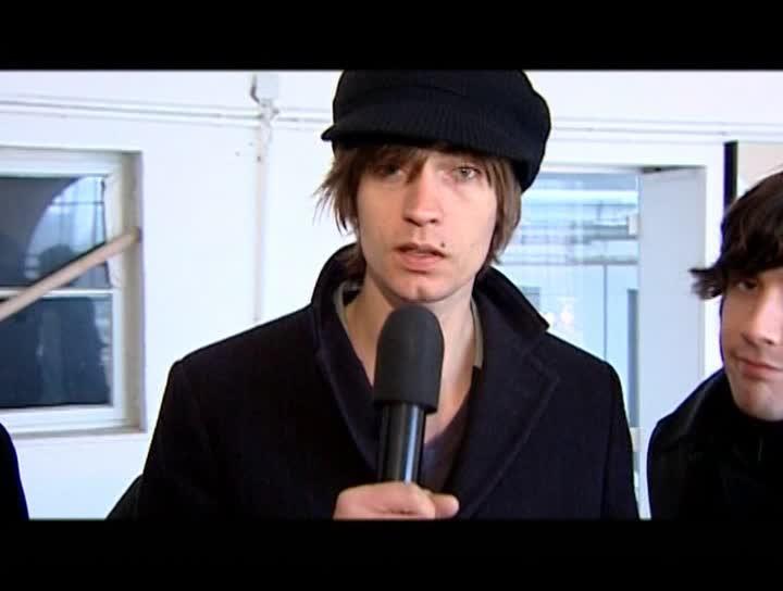 """Interview über das Album """"Give Me Fire"""" (aus 2008)"""