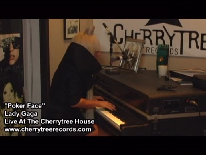 Live At The Cherrytree House - Poker Face