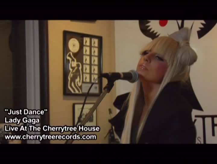 Live At The Cherrytree House - Just Dance