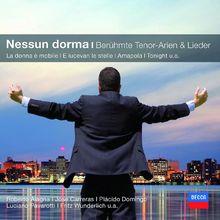 Classical Choice, Nessun Dorma - Berühmte Tenor-Arien & Lieder, 00028948018291