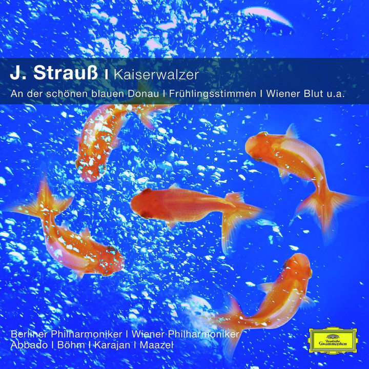 Johann Strauß - Kaiserwalzer 0028948018307