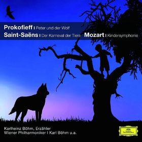 Daniel Barenboim, Peter und der Wolf / Der Karneval der Tiere, 00028948018239