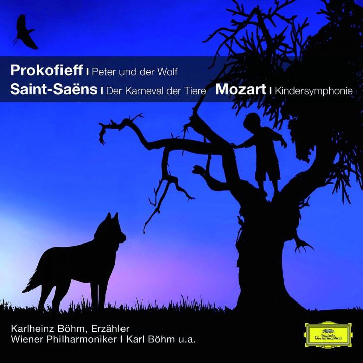 Peter und der Wolf/Der Karneval der Tiere/+ 0028948018239