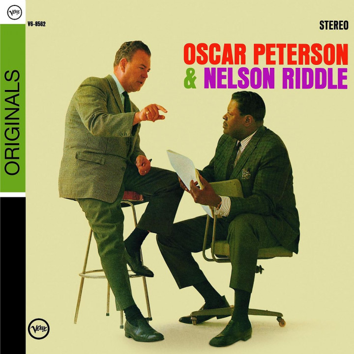 Oscar Peterson & Nelson Riddle 0602517909007