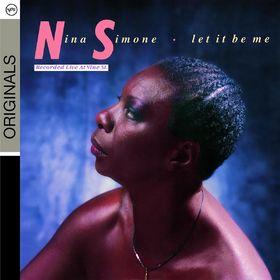 Nina Simone, Let It Be Me, 00602517920521